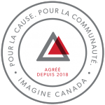Imagine Canada certification