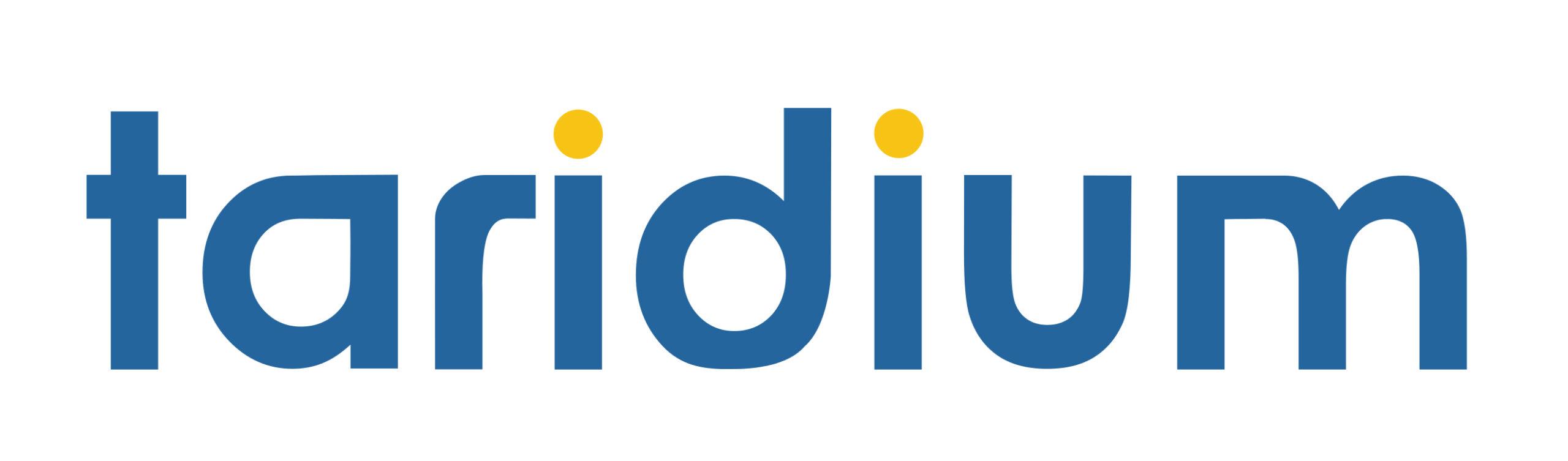 taridium logo